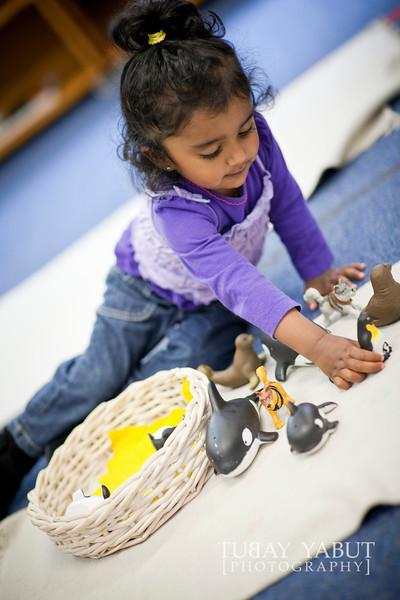 Montessori Children's Center | Infants to 3 Years