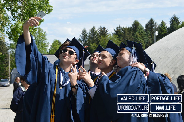 La Lumiere School Graduation 2017