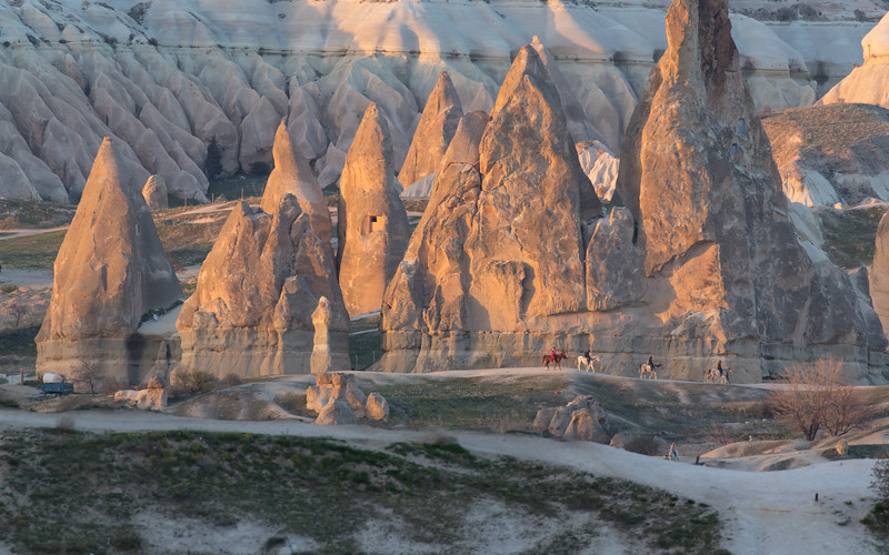 cappadocië, göreme