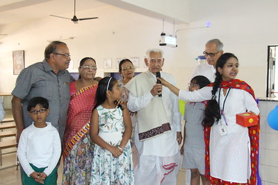 Grand Parents Day CBSE Primary - KP