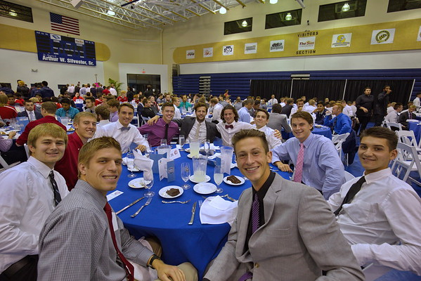 Opening Banquet