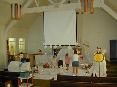 Vacation Bible School 2001