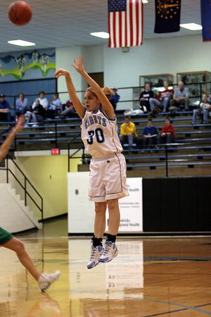 Cascade v Cloverdale Girls Basketball