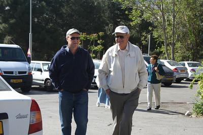 Mt Zion with Vered Hugi & Menachem Steinberg