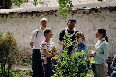 2005 High Mountain Valleys of Tibet w/Zephyr Adventures