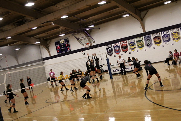 Leo Varsity Volleyball Invitational 9/16/2017