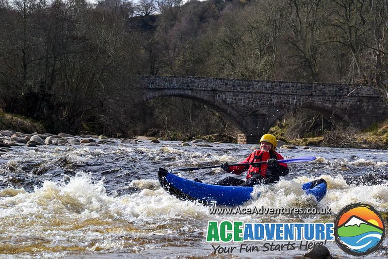 21st March 2016 Canoe & Kayak