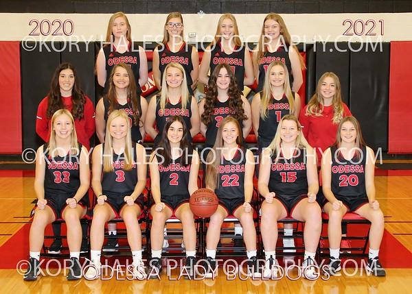 2020-2021 OHS Girls Basketball