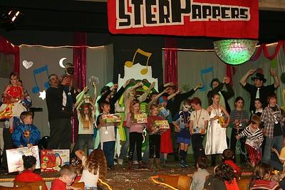 Kindercarnaval 2007 - Maxi