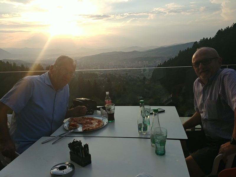 24. August, 2018 - Sarajevo - Trebevic - SunnyLand