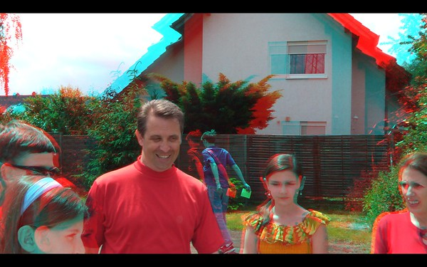 Goforth in Anaglyph Stereo