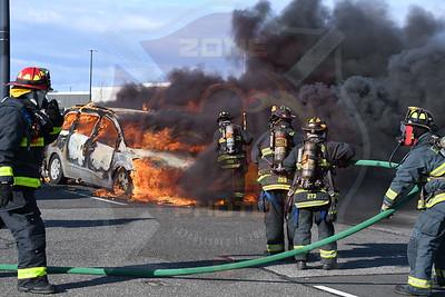 East Farmingdale Fire Co. Multiple Signal 14's   Route 110 (Walmart) 4/1/21