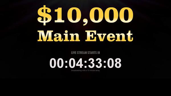 2018 APC $10,000 Main Event