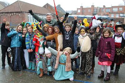 Kindercarnaval Steendorp 2018