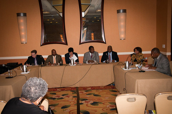 Legislative Black Caucus Hearing