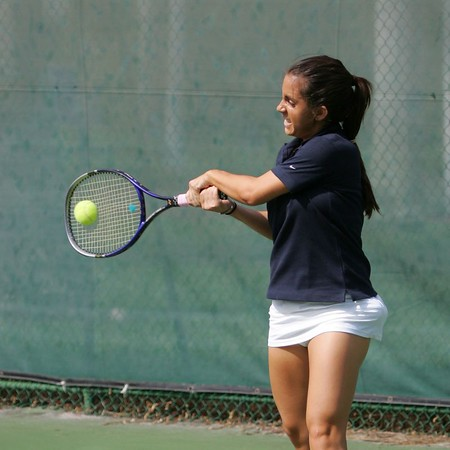 FAU Tennis - Womens - February 9, 2005