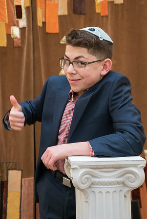 Joey Orloff's Bar Mitzvah-November 22, 2018