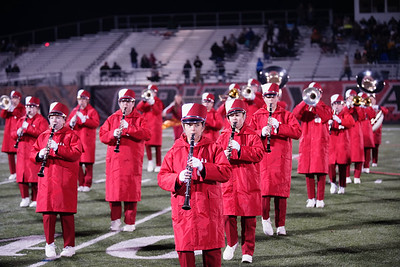 WHS Band vs. Olmsted Falls '19