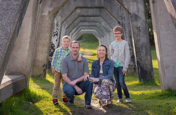 Family Portraits 2018