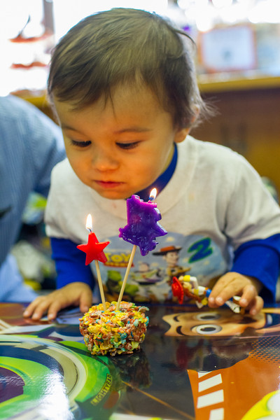 Jackson's 2nd Birthday