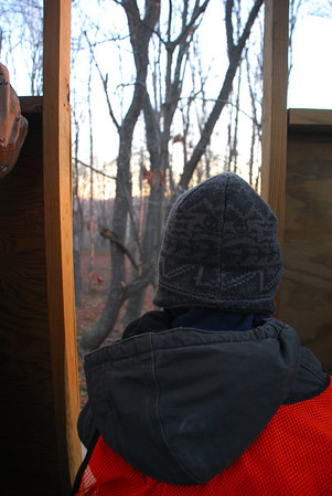 Tyler's Big Game Hunting 2012
