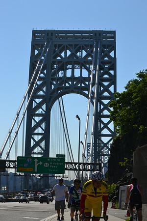 George Washington Bridge 2014