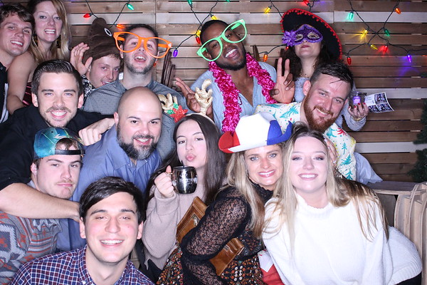 See-Hear Production's Christmas Party 12.2.2018
