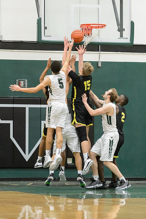 Tigard High School Varsity Basketball vs West Linn