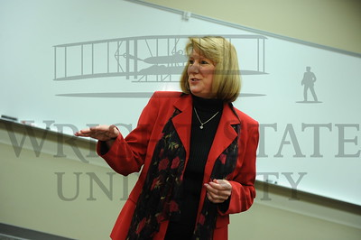 7649 Organizational Leadership Classroom with Dr Mindy McNutt 1-27-12