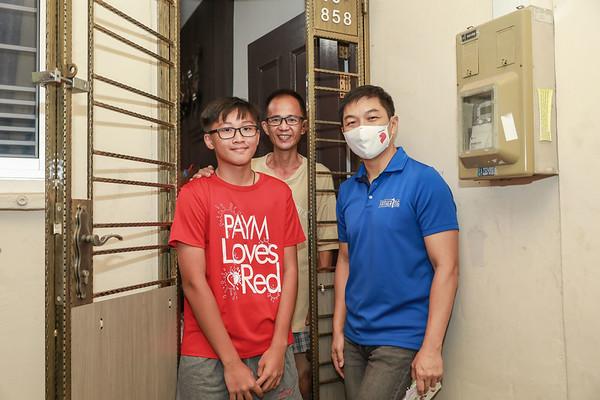 111020 Adviser Visit Blk 59-62 ChaiChee Rd