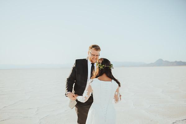 Kord & Shania Bridals
