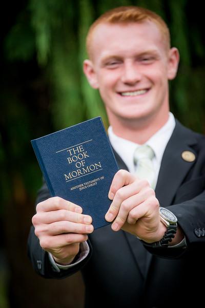 Spencer Johnson | Mission