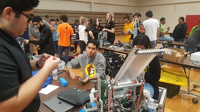 2019 Robotics at Space City League Invitational