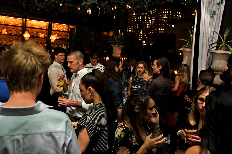 """Montenegro Nights"": A Private Event for Amaro Montenegro on September 14, 2017 at the Gramercy Park Hotel Terrace, 2 Lexington Avenue, New York, New York."