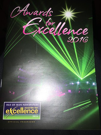 Awards for Excellence 2016