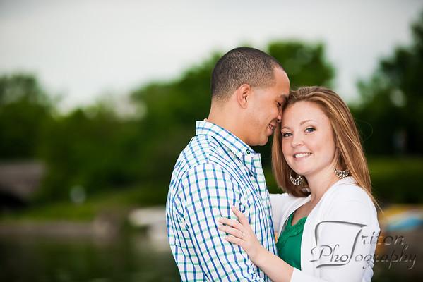Daniel & Amanda Engaged