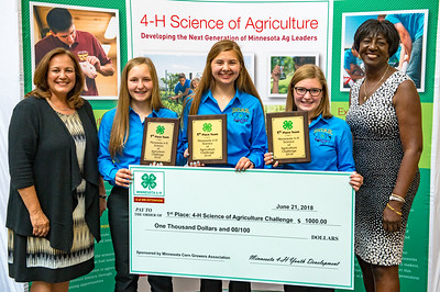 4H Science of Ag Challenge 2018