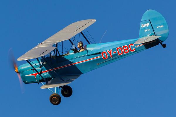 OY-DBC - Stampe-Vertongen SV-4B