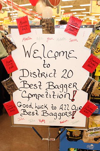 Best Bagging District Contest 2019