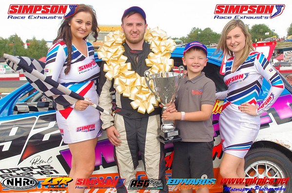 Stock Rod Simpson Race Exhausts National Championship