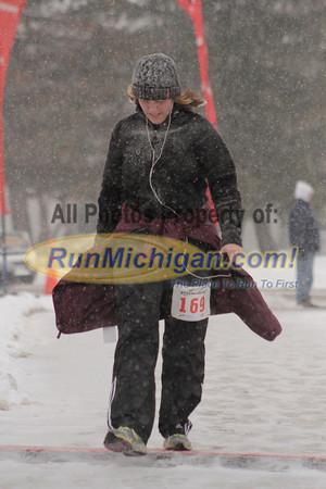 Finish, Gallery 3 - 2013 Jingle Belle 5K Run/Walk for Women