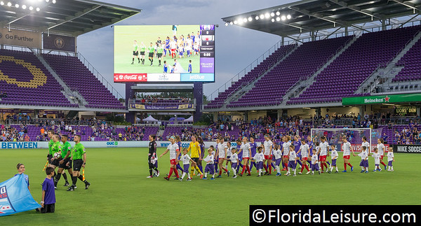 NWSL2018 - Orlando Pride 1 Chicago Red Stars 3