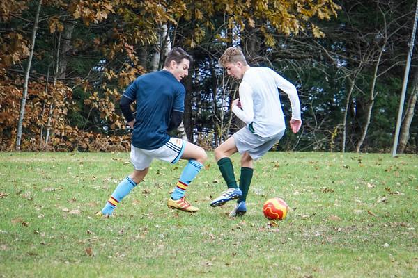 Faculty vs. Student Soccer