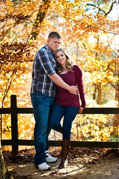 Gregg and Amanda