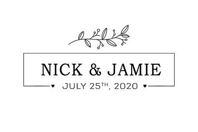 2020-07-25 Nick & Jamie