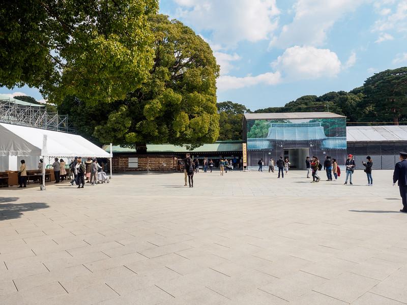 Meiji Shrine Kyakuden