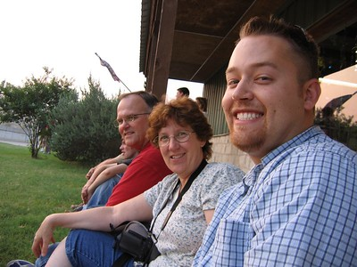 Twogood Family Visit to Austin - September