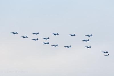 Julgranflygning 2018