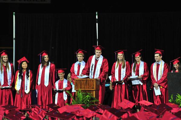 Arcadia Graduation 2011