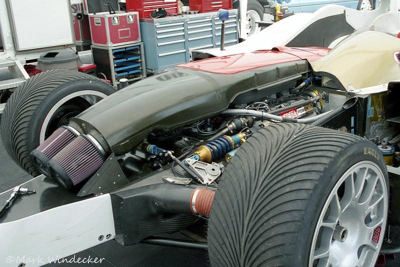 P900-Mugen Honda V8 MBD Sportscar